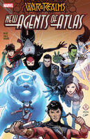 War of the Realms New Agents of Atlas TPB Vol 1 1