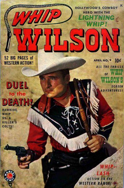 Whip Wilson Vol 1
