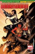 World War Hulk Aftersmash Warbound Vol 1 5