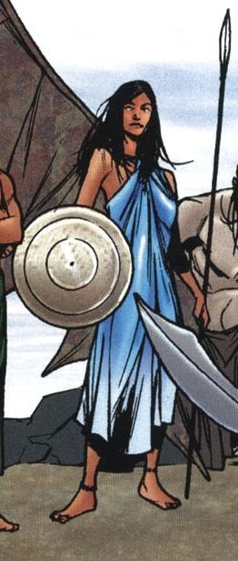 Aman Sinaya (Earth-616)