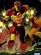 Anthony Stark (Earth-616) from Iron Man Vol 1 301 cover