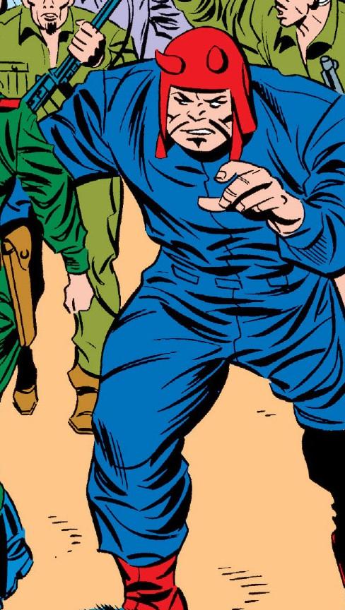 Antonio Rojo (Earth-616)