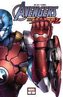Avengers Tech-On Vol 1 2