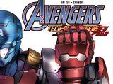 Avengers: Tech-On Vol 1 2