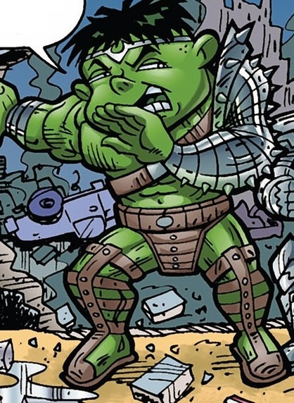 Bruce Banner (Earth-23239)