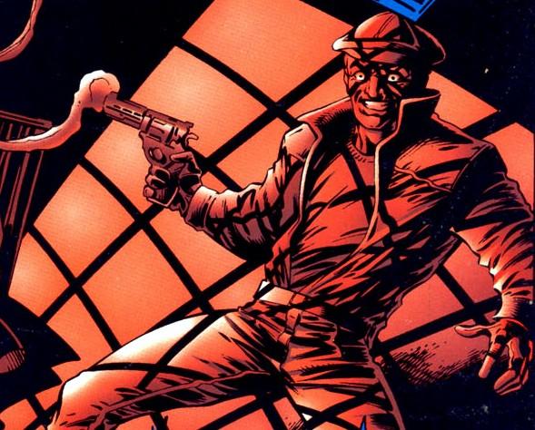 Burglar (Earth-7642)