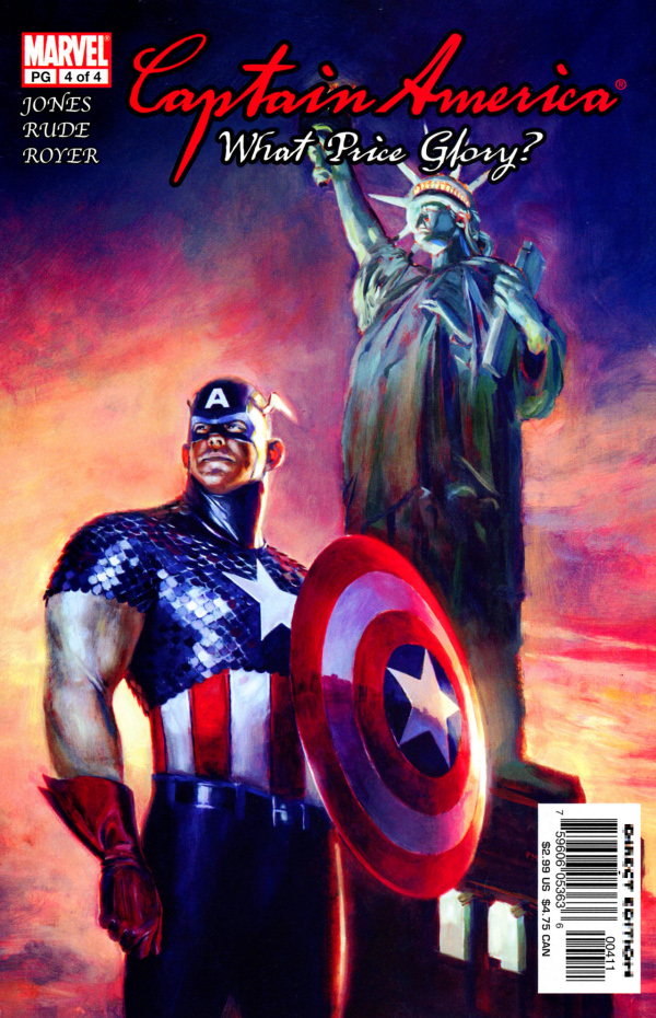 Captain America: What Price Glory? Vol 1 4