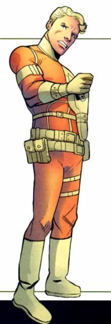 Clay Quartermain (Earth-616)