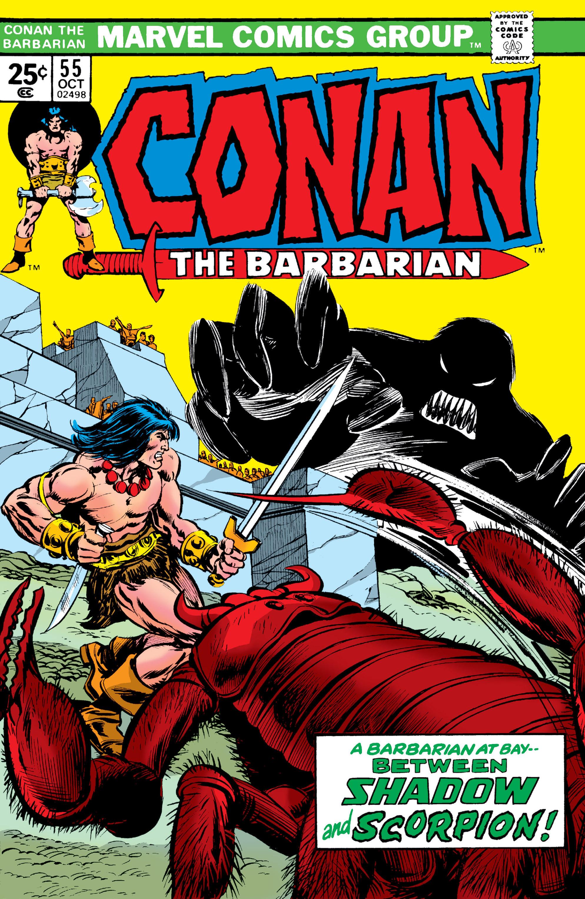 Conan the Barbarian Vol 1 55