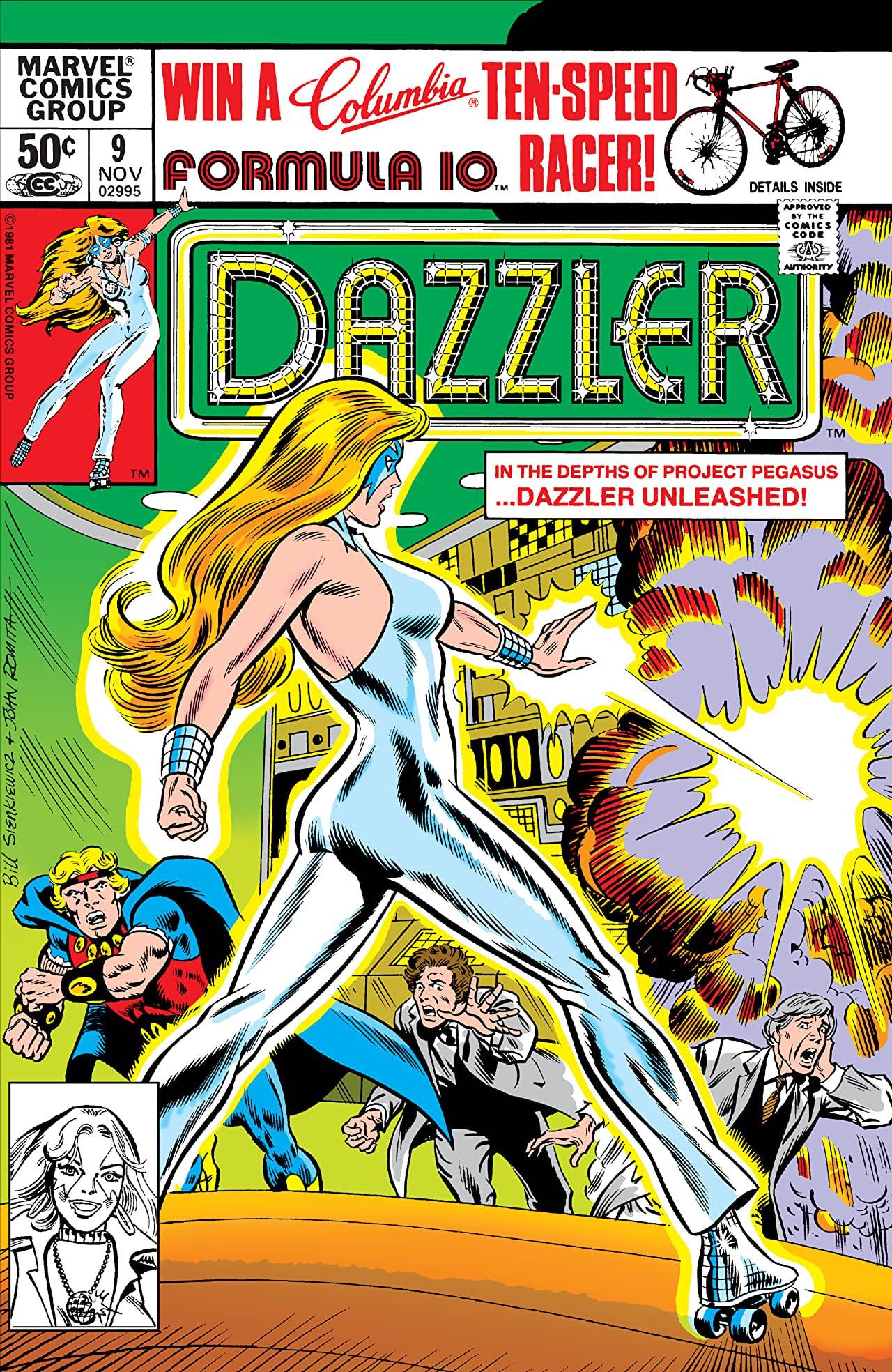Dazzler Vol 1 9