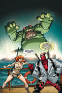 Deadpool Vol 8 1 Baldeon Variant Textless