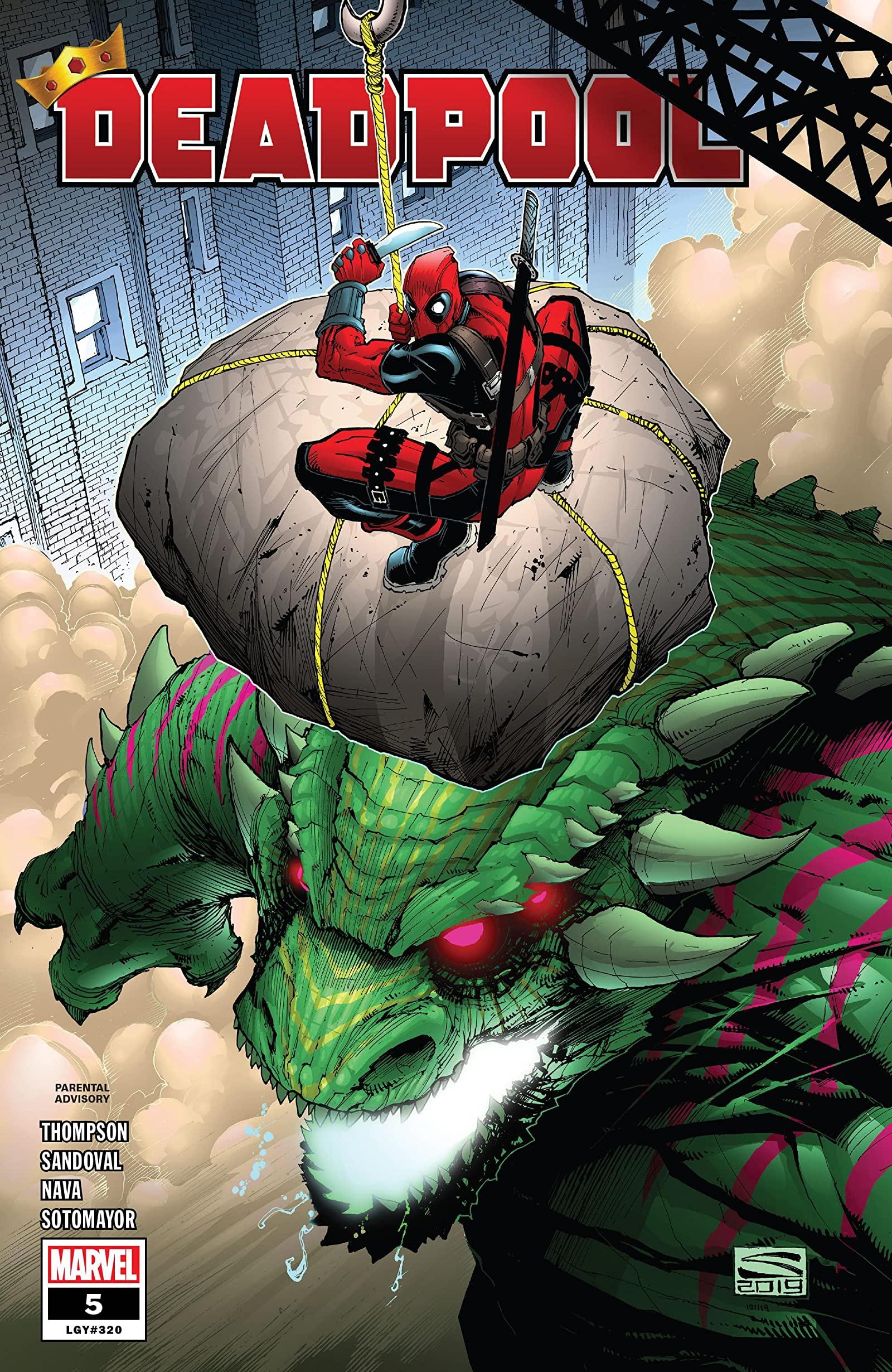 Deadpool Vol 8 5
