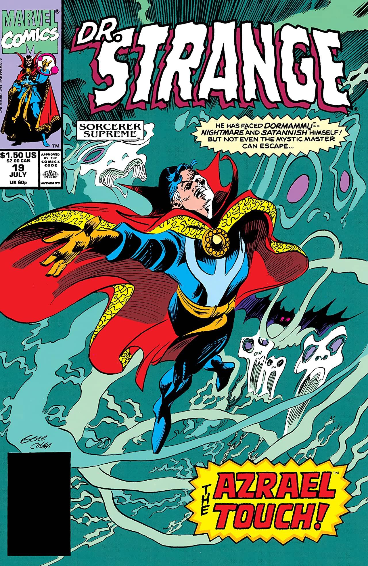 Doctor Strange, Sorcerer Supreme Vol 1 19