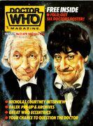 Doctor Who Magazine Vol 1 111