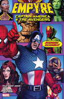 Empyre Captain America & the Avengers TPB Vol 1 1