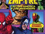 Empyre: Captain America & the Avengers TPB Vol 1 1