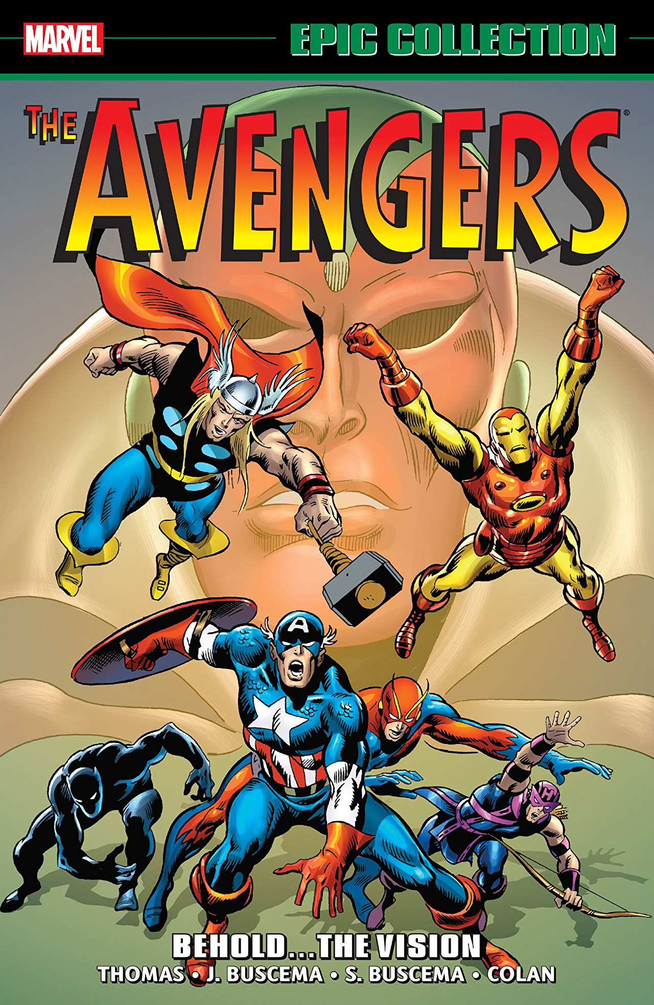 Epic Collection: Avengers Vol 1 4