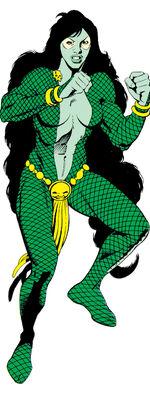 Gamora Zen Whoberi Ben Titan (Earth-9223)