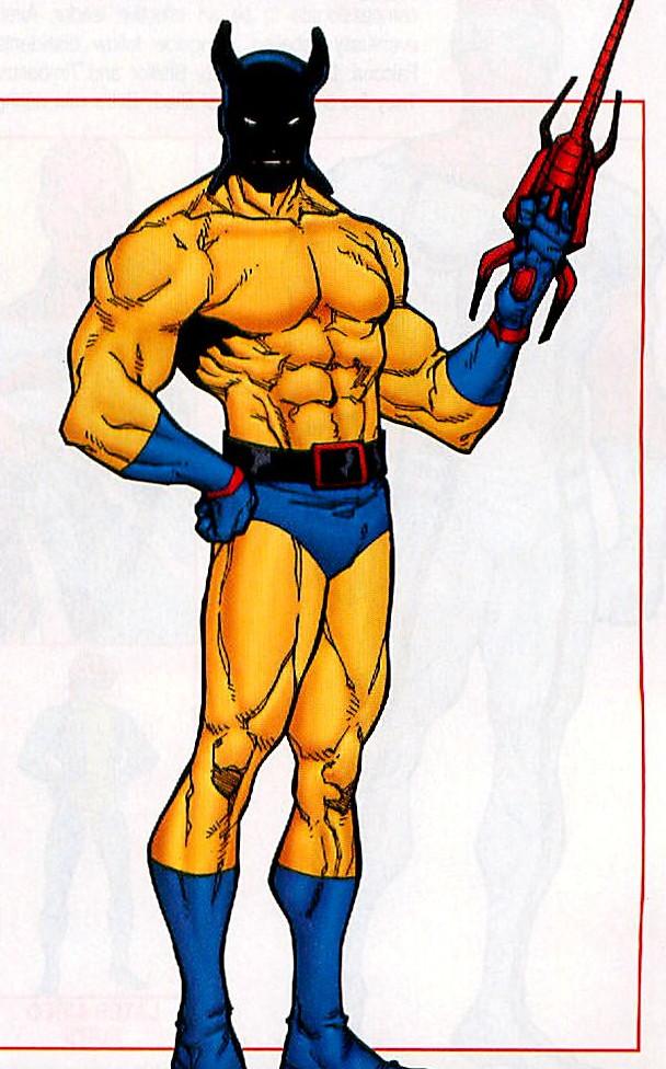 Gary Buser (Earth-616)