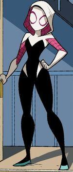 Gwendolyn Stacy (Earth-TRN874)