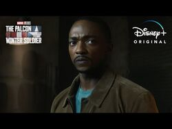 Honor - Marvel Studios' The Falcon and the Winter Soldier - Disney+