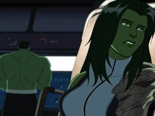 Hulk and the Agents of S.M.A.S.H. Season 1 12