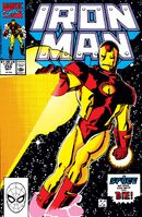 Iron Man Vol 1 256