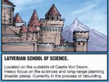 Latverian School of Science (Earth-616)