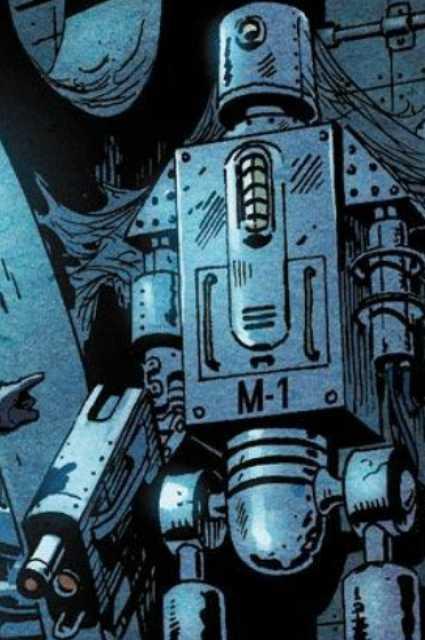 M-1 (Earth-616)