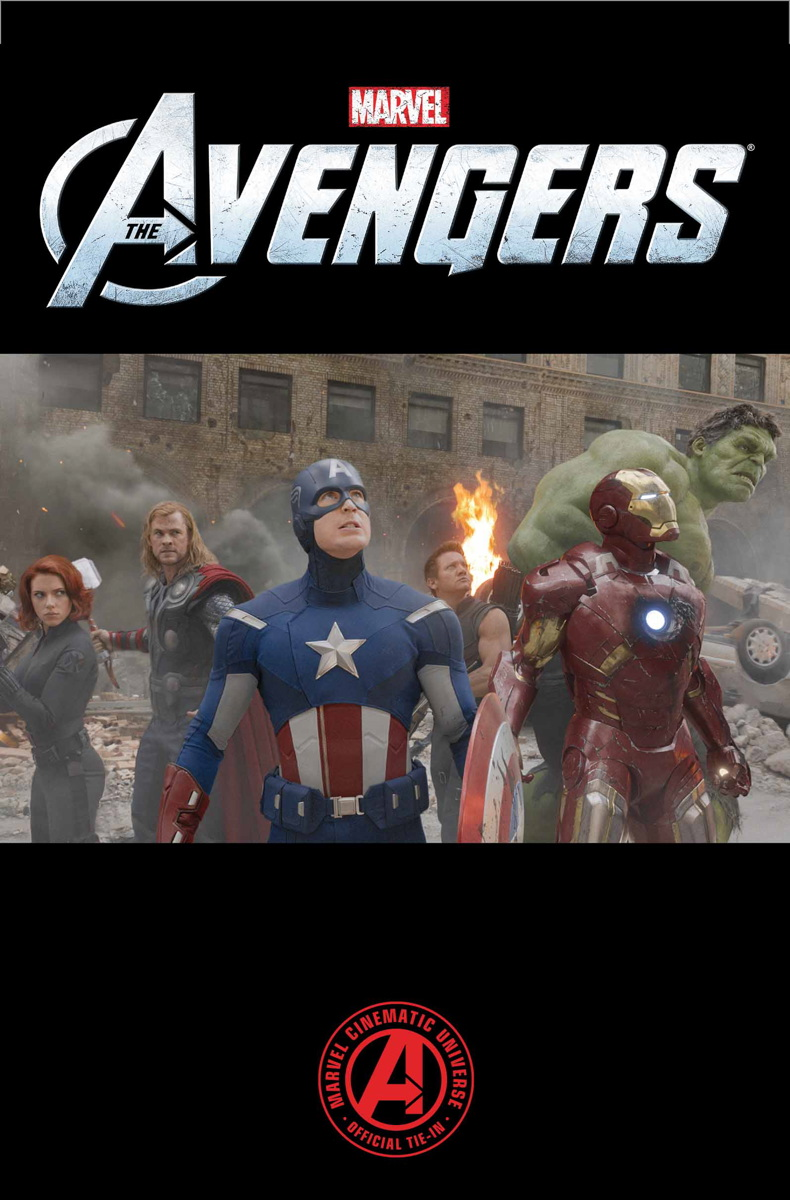 Marvel's The Avengers Vol 1 2
