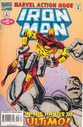 Marvel Action Hour, Featuring Iron Man Vol 1 3