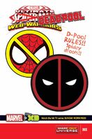 Marvel Universe Ultimate Spider-Man Web Warriors Vol 1 8