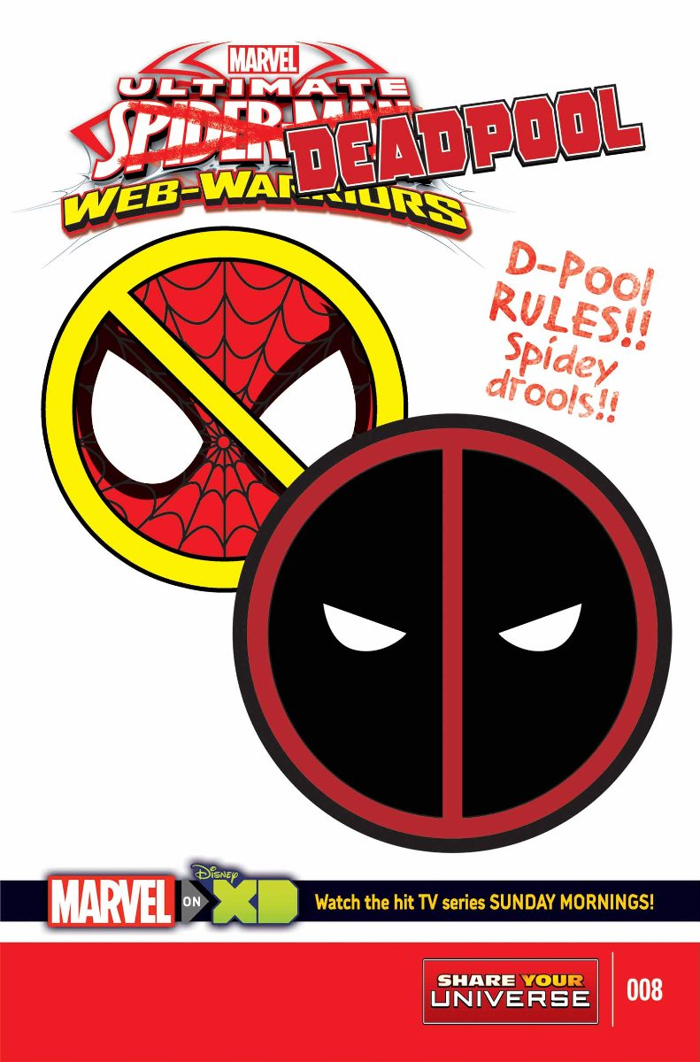 Marvel Universe Ultimate Spider-Man: Web Warriors Vol 1 8