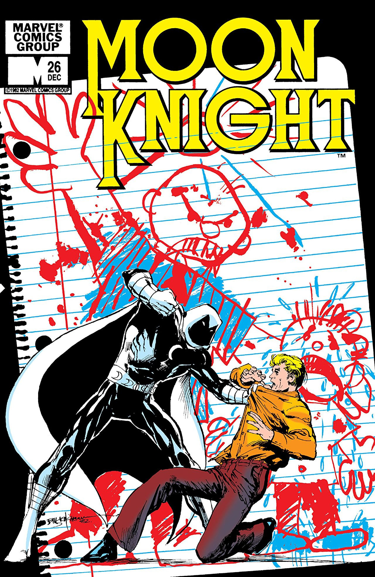 Moon Knight Vol 1 26