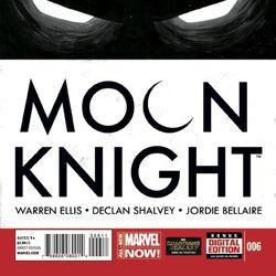 Moon Knight Vol 7 6