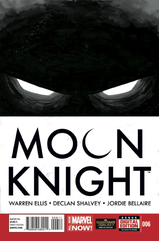 Moon Knight Vol 7 6