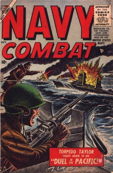 Navy Combat Vol 1 3