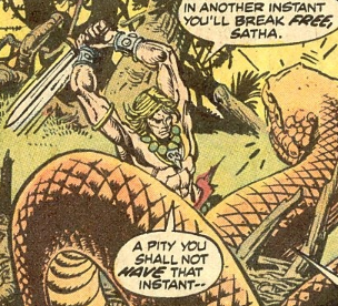 Niord (Country of the Worm) (Earth-616)