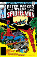 Peter Parker, The Spectacular Spider-Man Vol 1 6
