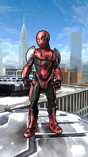 Peter Parker (Earth-TRN500) from Spider-Man Unlimited (video game) 001.png
