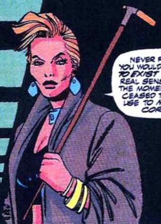Phoebe Marrs (Earth-616)