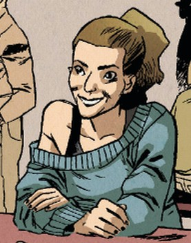 Polly McKenna (Earth-616)