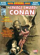 Savage Sword of Conan Special Vol 1 1