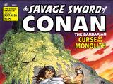 Savage Sword of Conan Vol 1 33