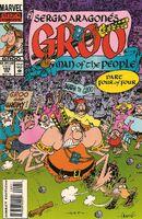Sergio Aragonés Groo the Wanderer Vol 1 109