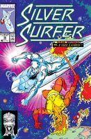 Silver Surfer Vol 3 19