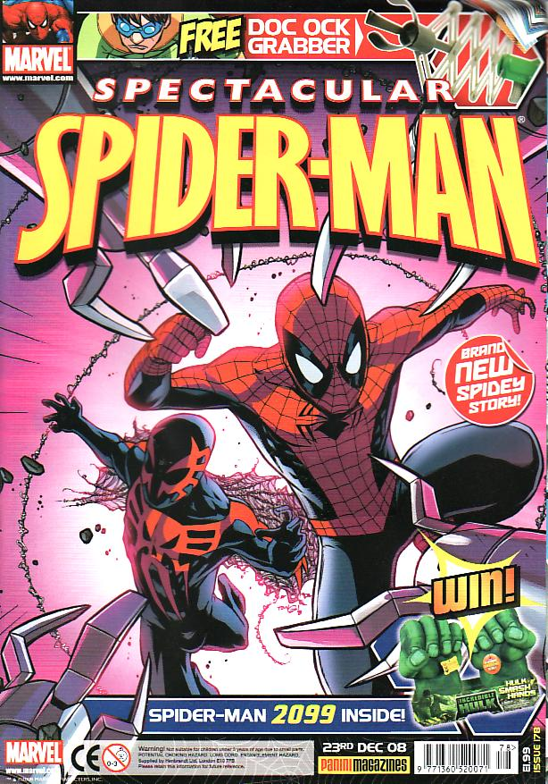 Spectacular Spider-Man (UK) Vol 1 178