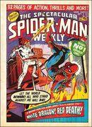 Spectacular Spider-Man Weekly Vol 1 340