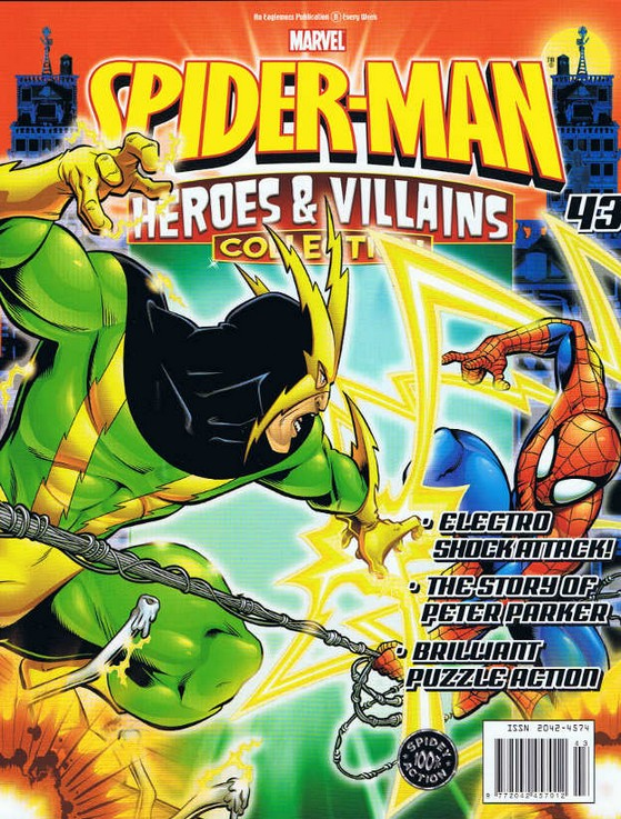 Spider-Man: Heroes & Villains Collection Vol 1 43