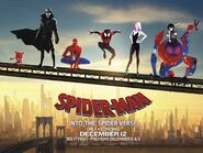 Spider-Man Into the Spider-Verse poster 005